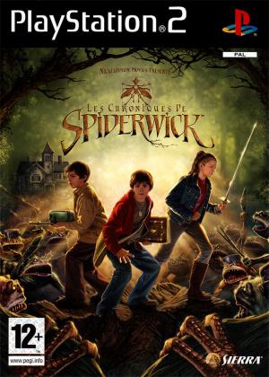 Les Chroniques De Spiderwick sur PS2