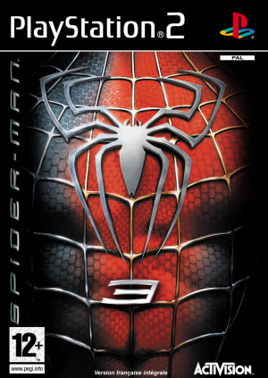 Spider-Man 3 sur PS2