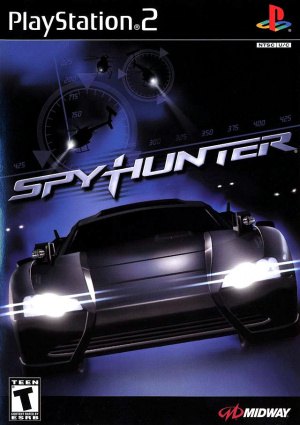 Spy Hunter sur PS2