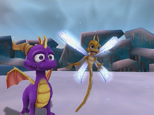 The Legend Of Spyro : A New Beginning