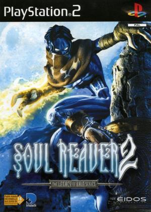 Soul Reaver 2 sur PS2