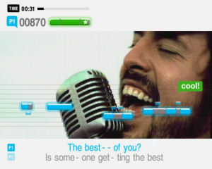 E3 2007 : Singstar 80's et Chant