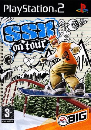 SSX on Tour sur PS2