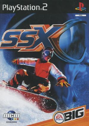 SSX sur PS2