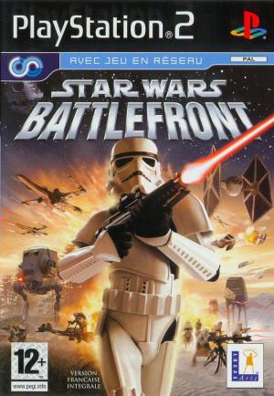 Star Wars Battlefront sur PS2