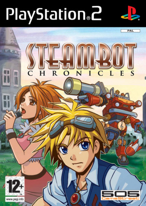 Steambot Chronicles sur PS2