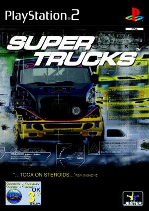 Super Trucks sur PS2
