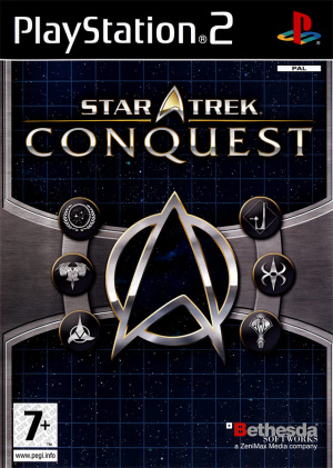 Star Trek : Conquest sur PS2
