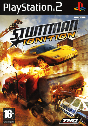Stuntman : Ignition sur PS2