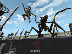 Starship Troopers en images