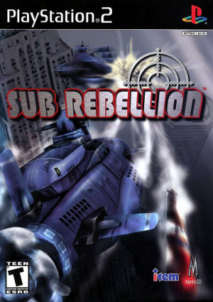 Sub Rebellion sur PS2