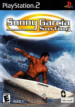 Sunny Garcia Surfing sur PS2