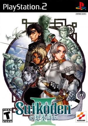 Suikoden III sur PS2