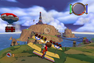 Namco annonce Snoopy Vs The Red Baron