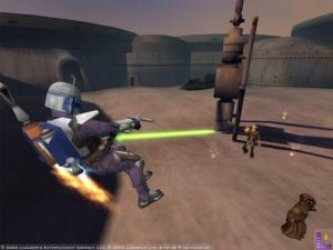 Star Wars : Bounty Hunter - Playstation 2