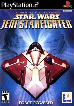 Star Wars : Jedi Starfighter sur PS2