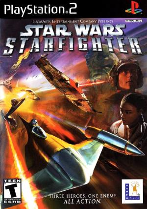 Star Wars : Starfighter sur PS2