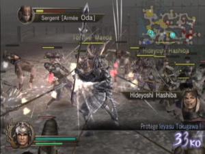 Samurai Warriors : Xtreme Legends