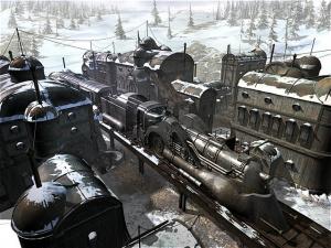 Syberia 2 sur PS2
