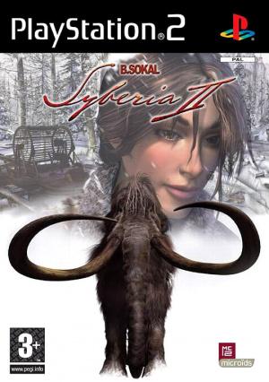 Syberia II sur PS2