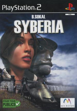 Syberia sur PS2