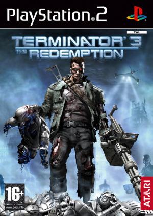 Terminator 3 : The Redemption sur PS2