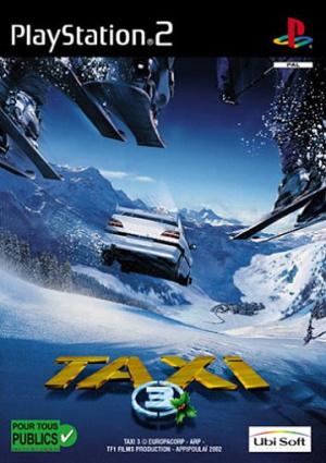 Taxi 3 sur PS2
