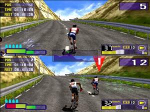 Le Tour sur PS2