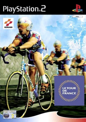 Tour de France sur PS2
