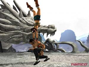 Tekken 5 multiplie les coups