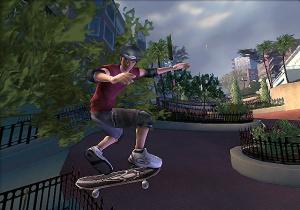 Images : Tony Hawk's Downhill Jam