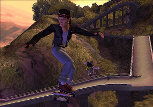 Images : Tony Hawk's Downhill Jam