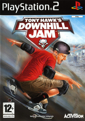 Tony Hawk's Downhill Jam sur PS2