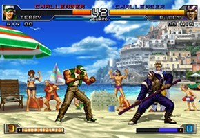 Images de The King of Fighters 2002 - Unlimited Match