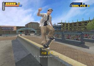 Tony Hawk's Pro Skater 4 - Playstation 2