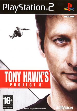Tony Hawk's Project 8 sur PS2