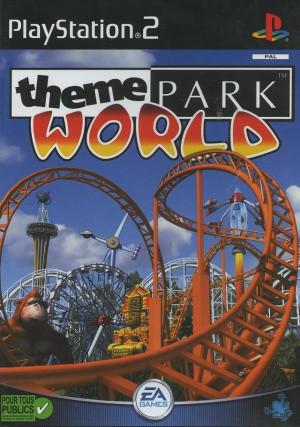 Theme Park World sur PS2