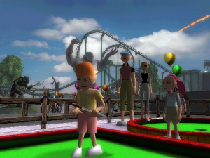 Images : Thrillville