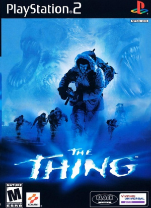 The Thing sur PS2