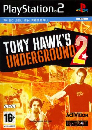 Tony Hawk's Underground 2 sur PS2