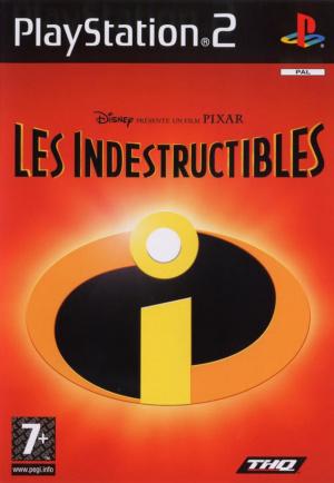 Les Indestructibles sur PS2
