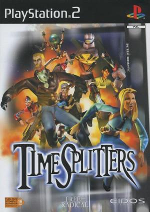 TimeSplitters sur PS2