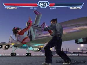 Tekken 4 nouveaux screenshots