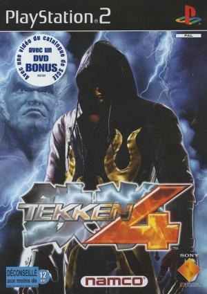 Tekken 4 sur PS2