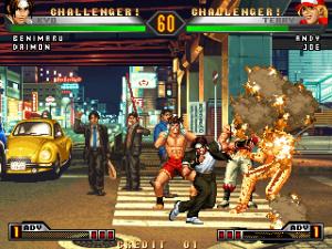 KOF 98 revient sur PS2