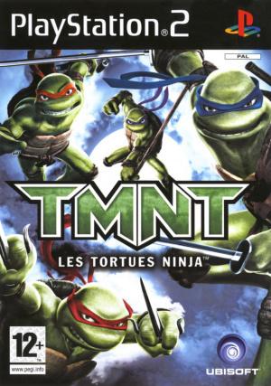 TMNT : Les Tortues Ninja sur PS2
