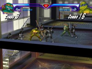 E3 : Le retour des Tortues Ninja