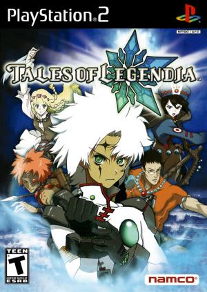 Tales of Legendia sur PS2