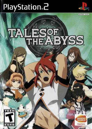 Tales of the Abyss (USA) ISO PS2 - NostalgiaLand