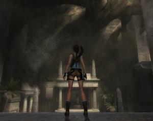 Images : Tomb Raider pleure des larmes de crocodile